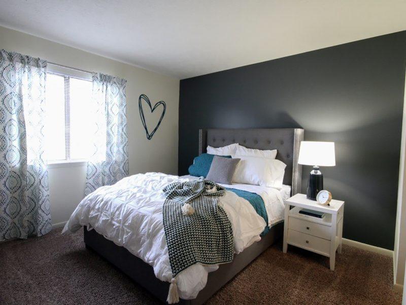 TGM Shadeland Station Apartments Bedroom 2