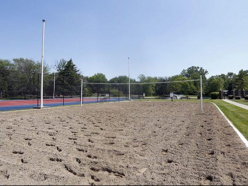 TGM Shadeland Station Sand Volleyball Court