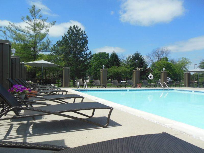TGM Shadeland Station Swimming Pool